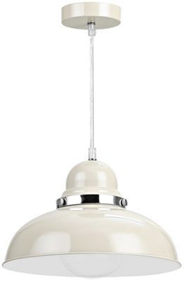 buy vermont light clay and chrome pendant light at argos co uk visit buy vermont light clay and chrome pendant light at argos co uk      rh   pinterest co uk