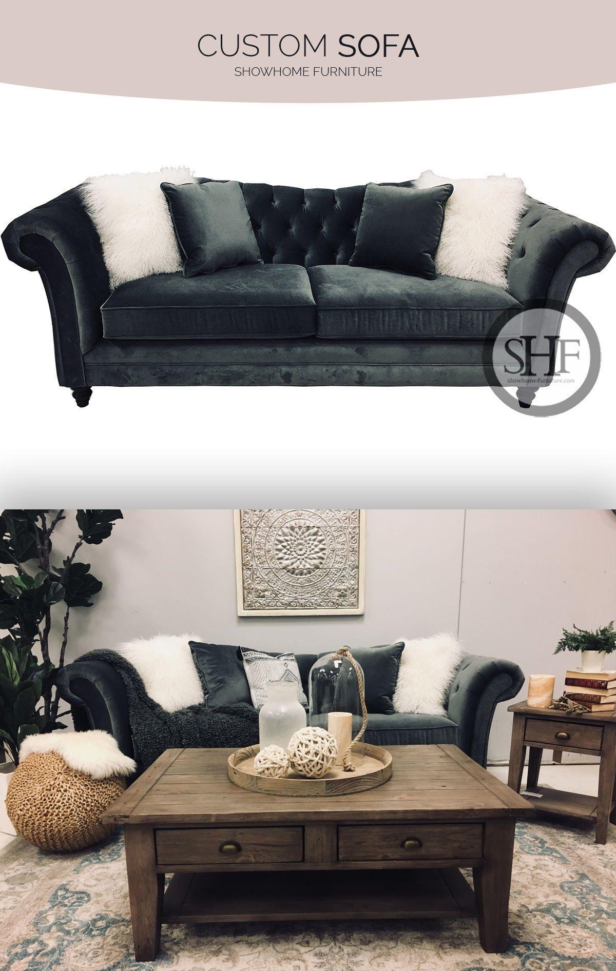 Recovery Room Design: Flair Sofa Custom, Made In Canada