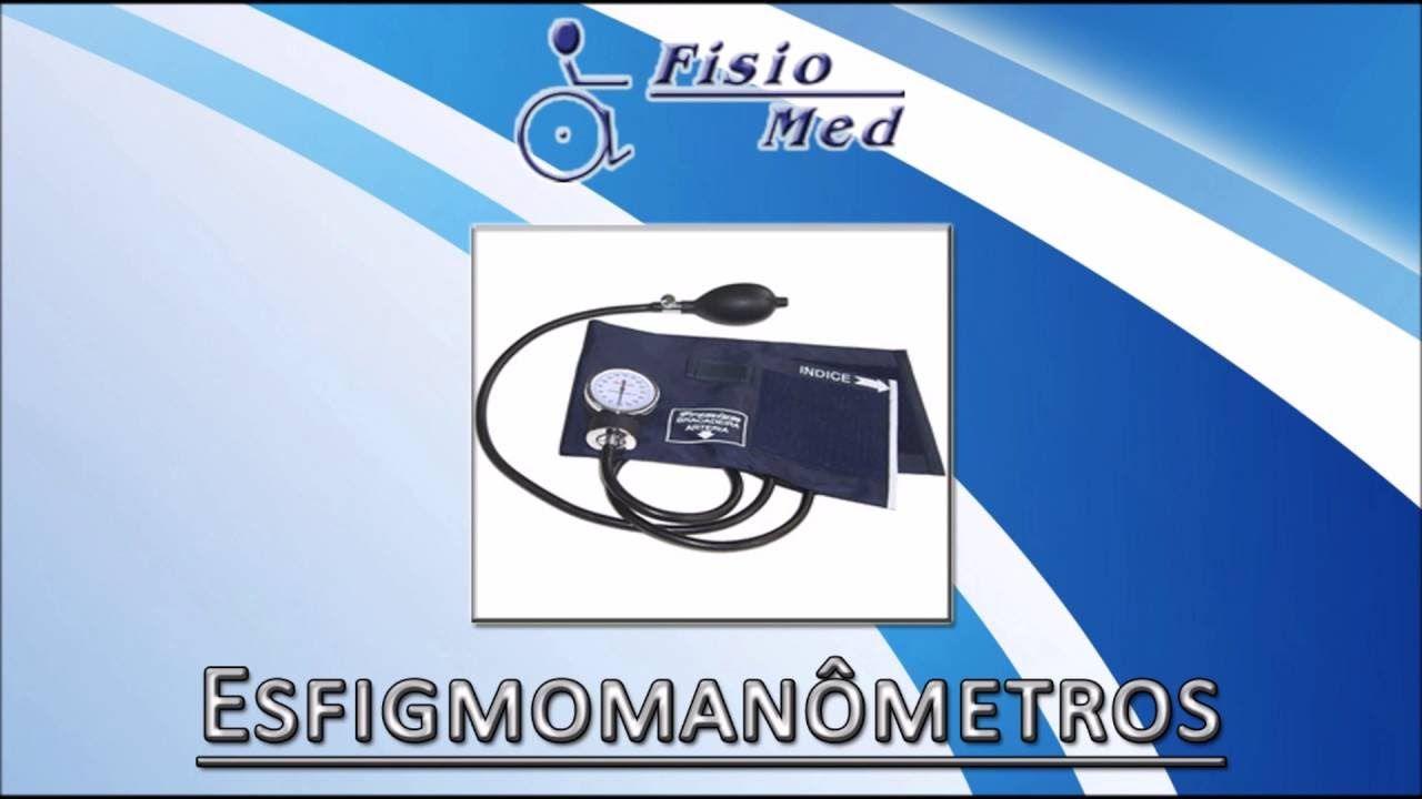Esfigmomanômetros - Fisio Medic