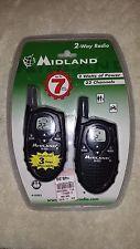Midland Walkie Talkie 2 Way Radio G 223c2 New Radio Communication Radio Walkie Talkie