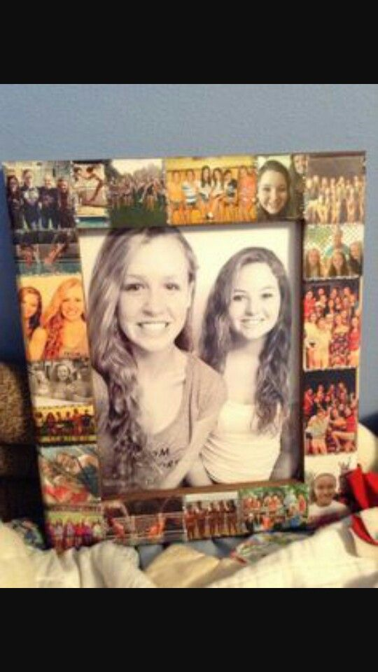 Picture collage | Hermanas | Pinterest