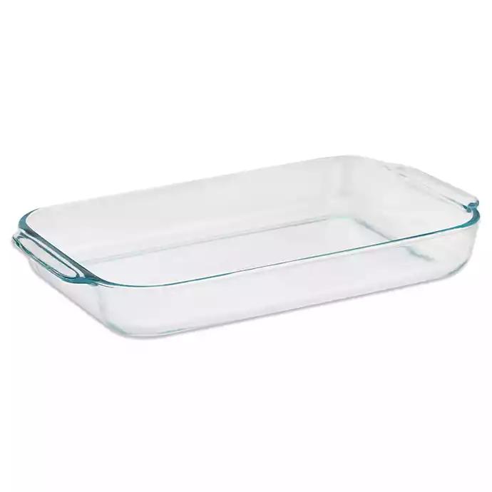 Pyrex 4 Qt Rectangular Baking Dish Baked Dishes Dishes Pyrex