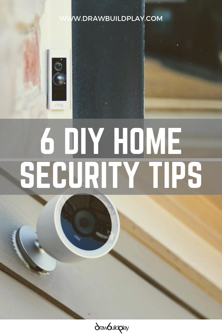 Diy Home Security Ideas Diy Home Security Best Home Security Security Cameras For Home