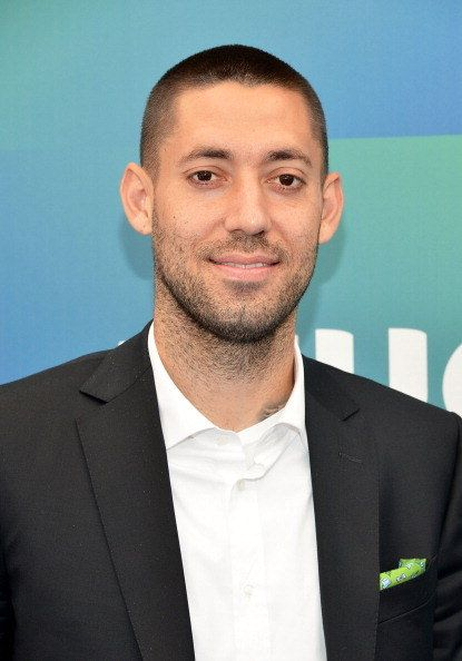 Clint Dempsey Suspended 3 Matches, Fined for Ripping Up ... |Clint Dempsey Hair