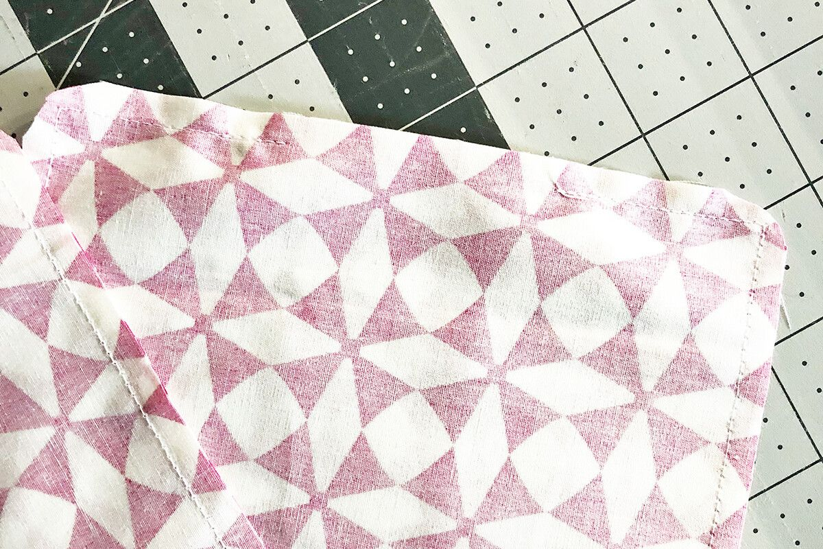 Handmade Heating Cooling Pad Beginner Sewing Projects Easy Diy