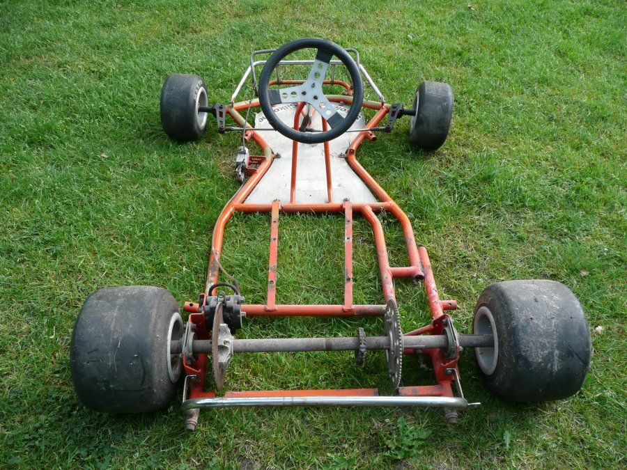Go Kart chassis | drift trike | Pinterest | Drift trike and Tired