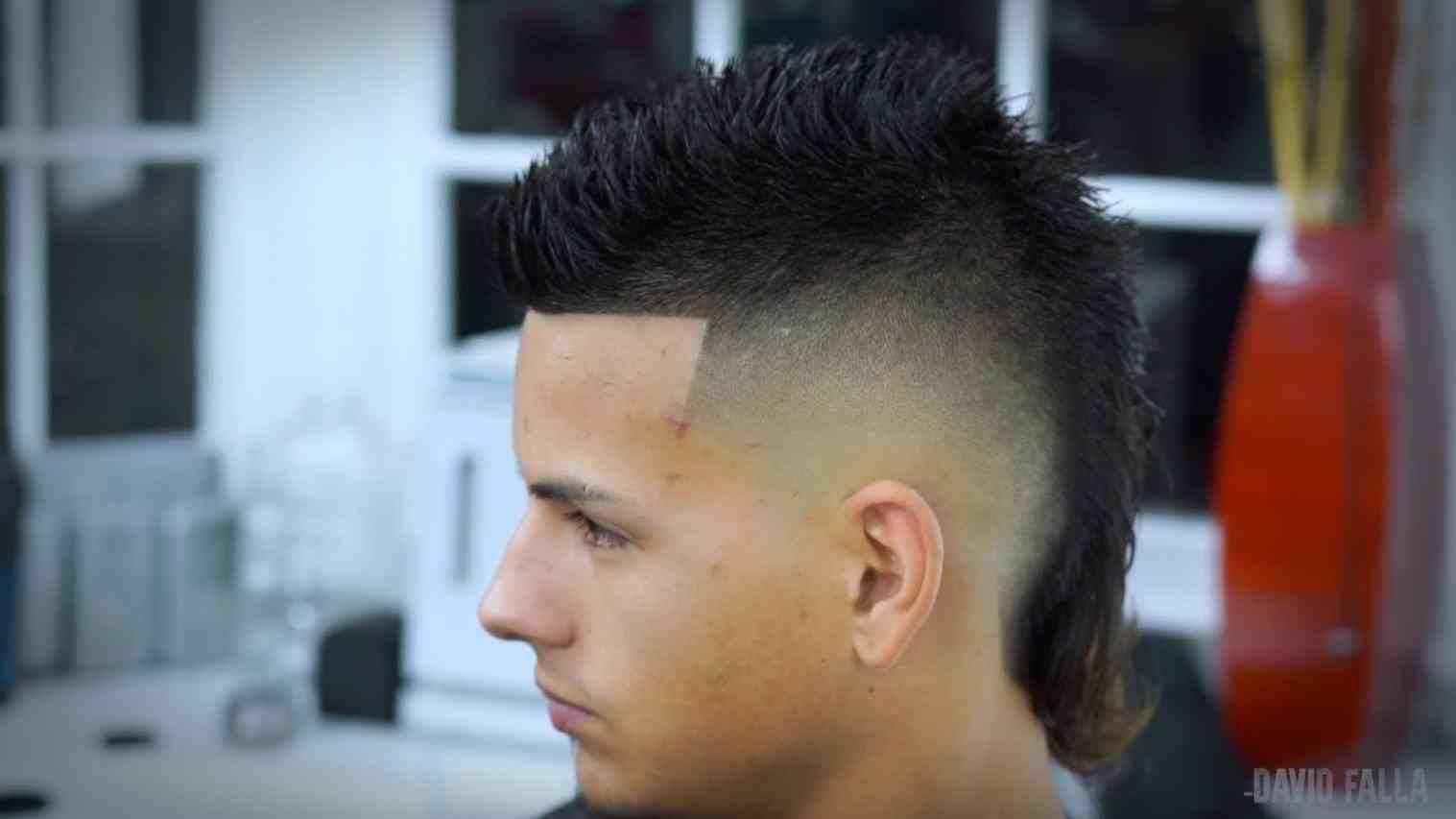Semi Mohawk Haircut 2016 Hair Stylist And Models Hair Cuts Hair