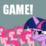 Pinkie Pie Population Perforation Project by sparklepeep.deviantart.com on @deviantART to play when having a bad day!
