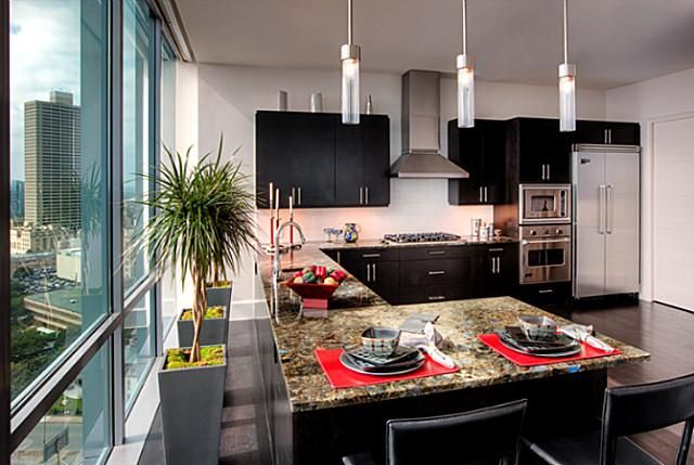 Luxury Condo Interior Design Kitchen Homyracks
