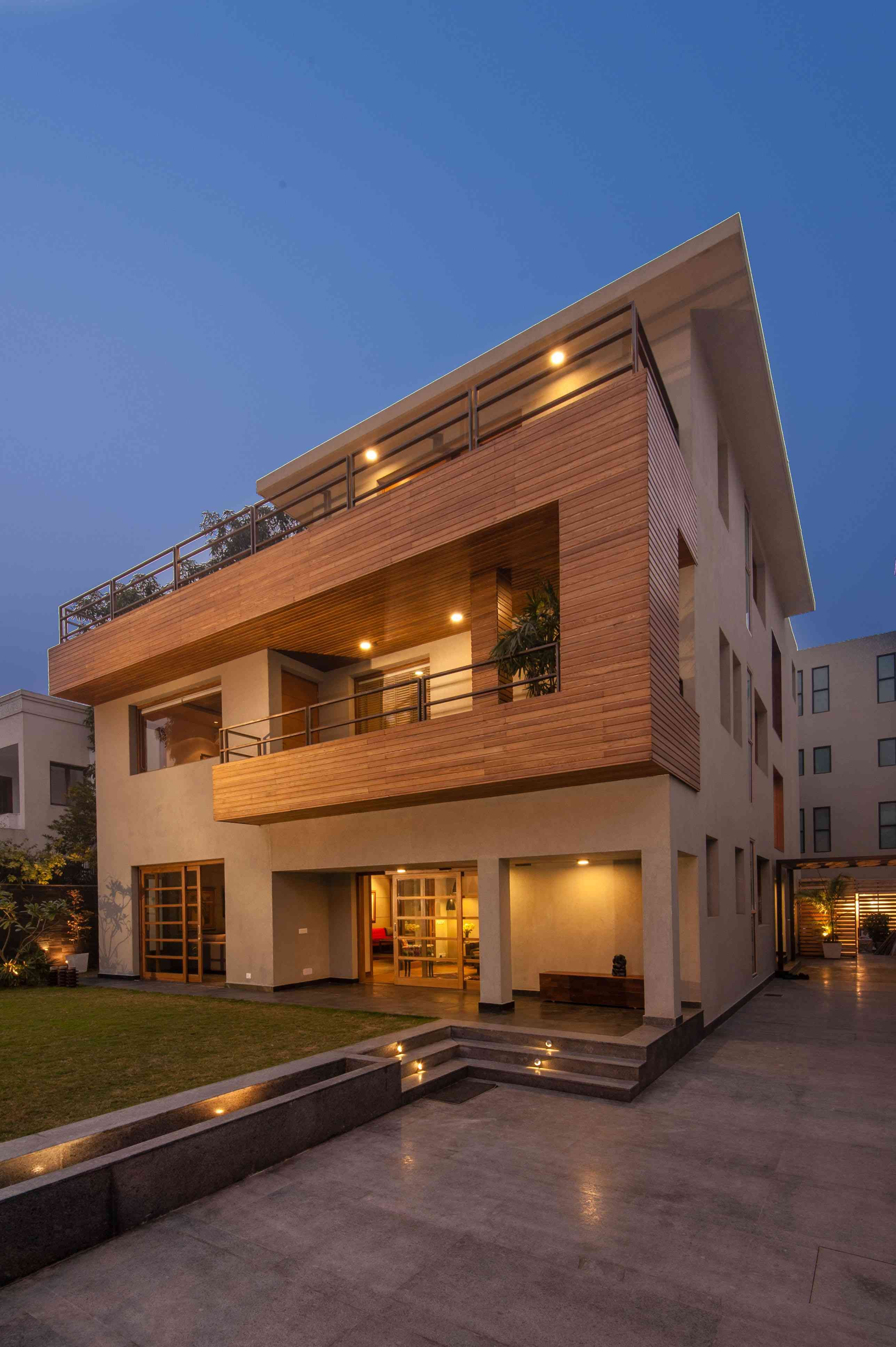 By Designer Abhigyan Neogi With Images Celebrity Houses