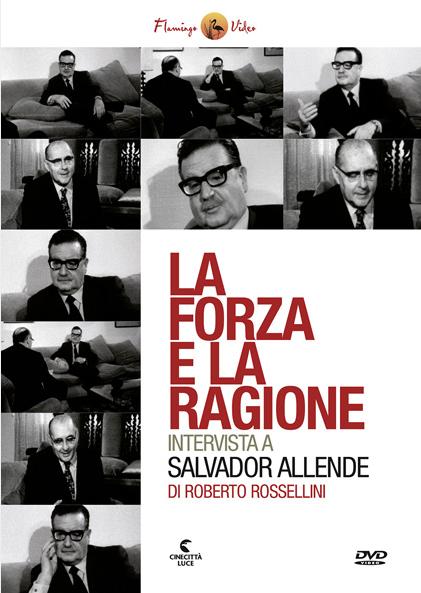 La forza e la ragione di Roberto Rossellini.  Roberto Rossellini intervista Salvador Allende. GUARDA su http://www.mymovies.it/film/1971/laforzaelaragione/live/