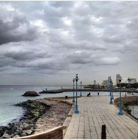 North Corniche Jeddah Travel Outdoor