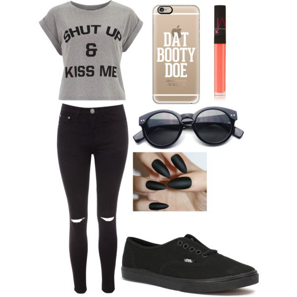 Making The Move towards Future BAE  by maritza-hernandez-mvh on Polyvore featuring polyvore, fashion, style, Dorothy Perkins, Glamorous, Vans, Casetify and NARS Cosmetics