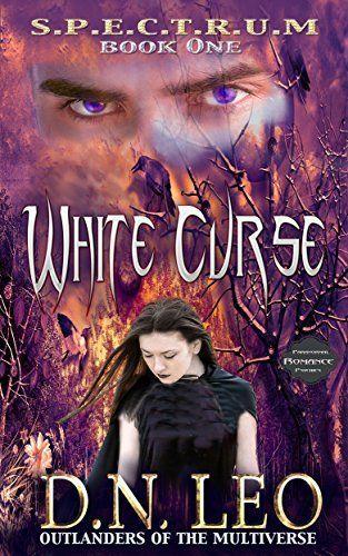 White Curse (Spectrum Series - Book 1): Paranormal Romance Psychics by D.N. Leo, http://www.amazon.com/dp/B00Q5OGI6U/ref=cm_sw_r_pi_dp_EdBcvb1KFC509