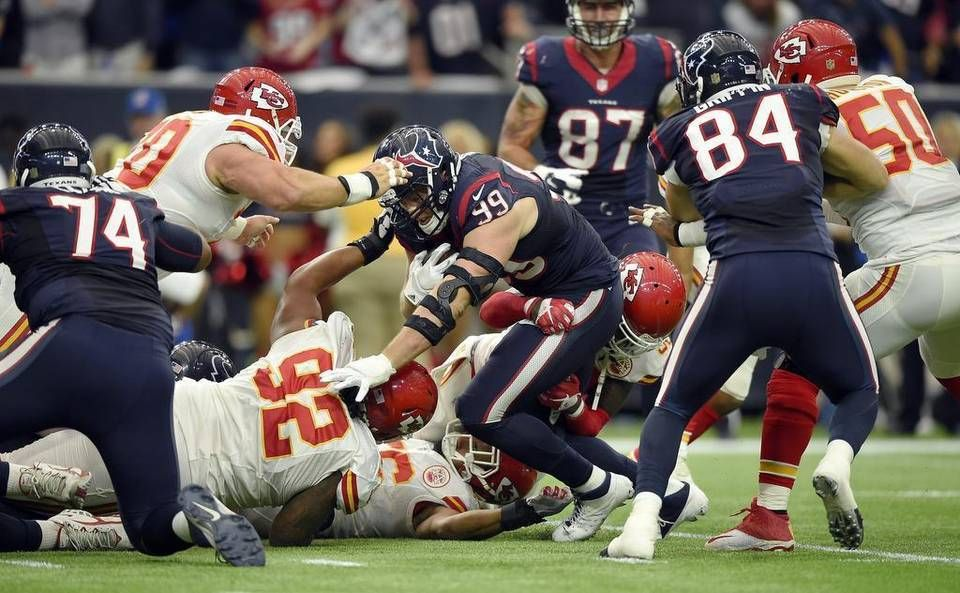 How Alex Smith, Chiefs Turned Season Around | Nfl chiefs