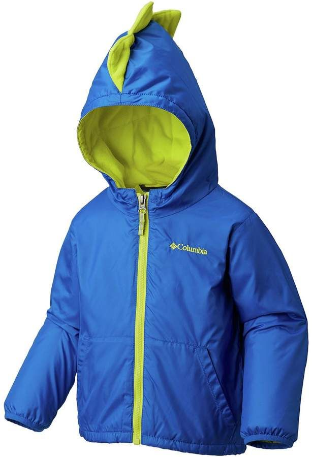 02f1818f2 Columbia Kitterwibbit Jacket - Toddler Boys' | Products | Wind ...