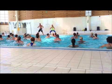 Aqua Zumba Take On Me Water Aerobics Routine Water Aerobics Aqua Fitness