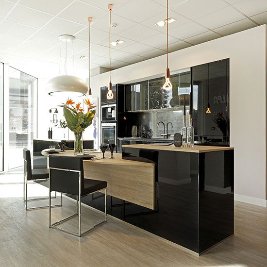 Mobalpa Chelsea showroom Kitchen styles - modern Pinterest - super coolen kuchen mobalpa