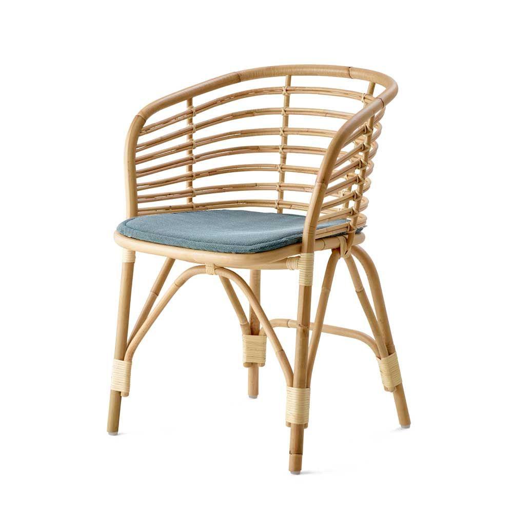 "Cane line Stuhl ""Blend""   aus Rattan natur   www.milanari ..."