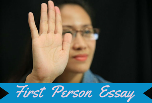 First Person Essay #education #study #writingtips #essay #howto  http://www.grabmyessay.com/blog/first-person-essay