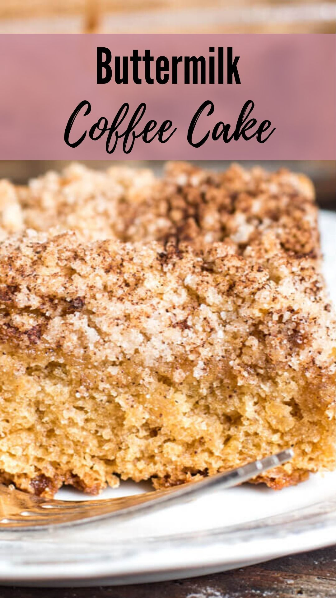 Buttermilk Coffee Cake In 2020 Buttermilk Dessert Recipes Buttermilk Coffee Cake Coffee Cake Recipes Easy