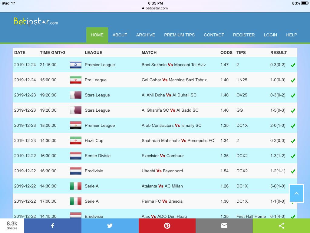 sportpesa betting predictions soccer