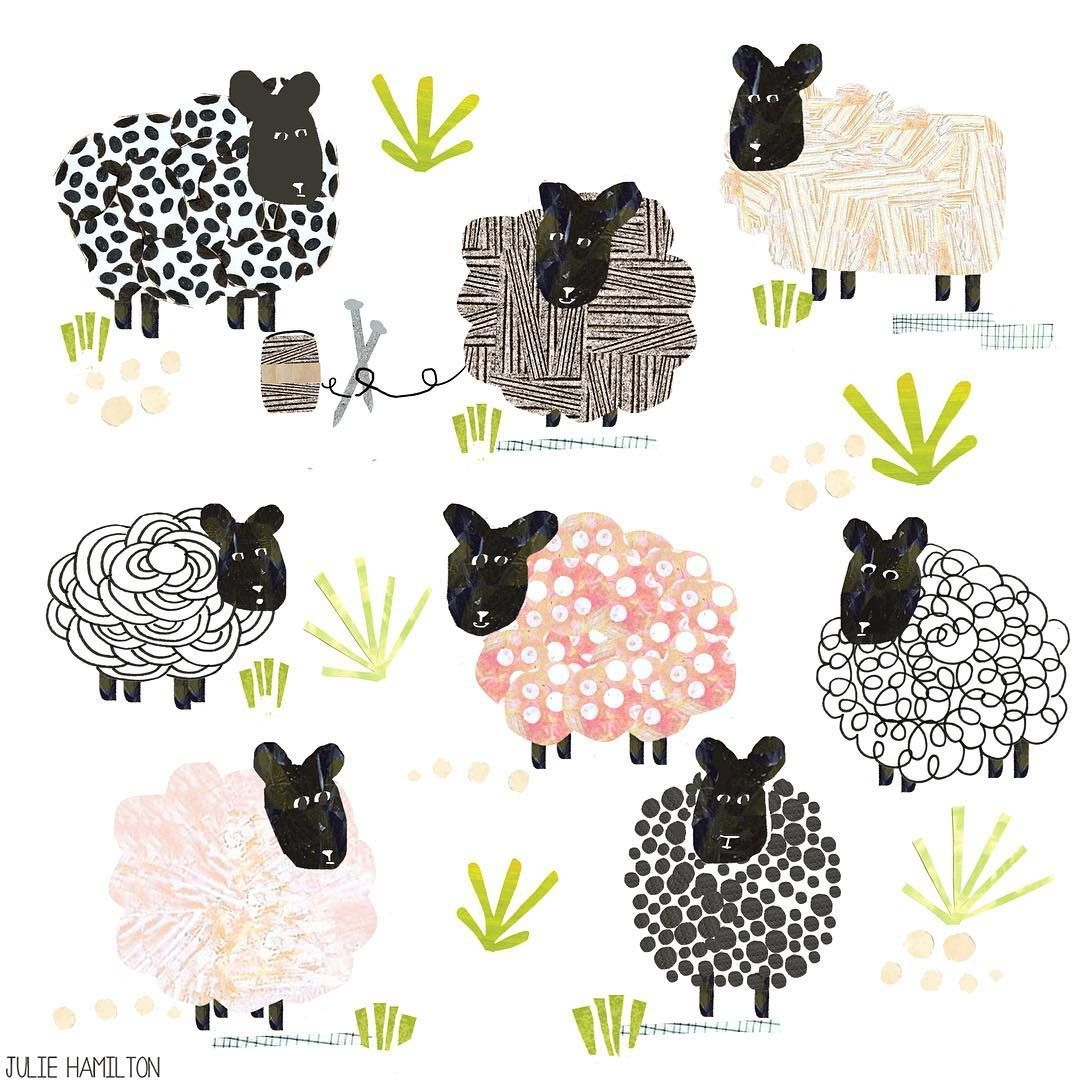 Julie hamilton juliehamiltoncreative on instagram sheep zentangle doodles mouton dessin - Dessin mouton ...