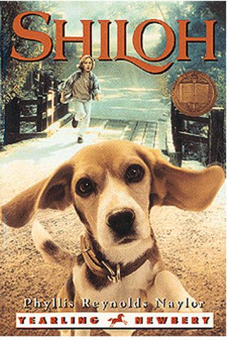 Shiloh By Phyllis Reynolds Naylor It Was A Book First Shiloh