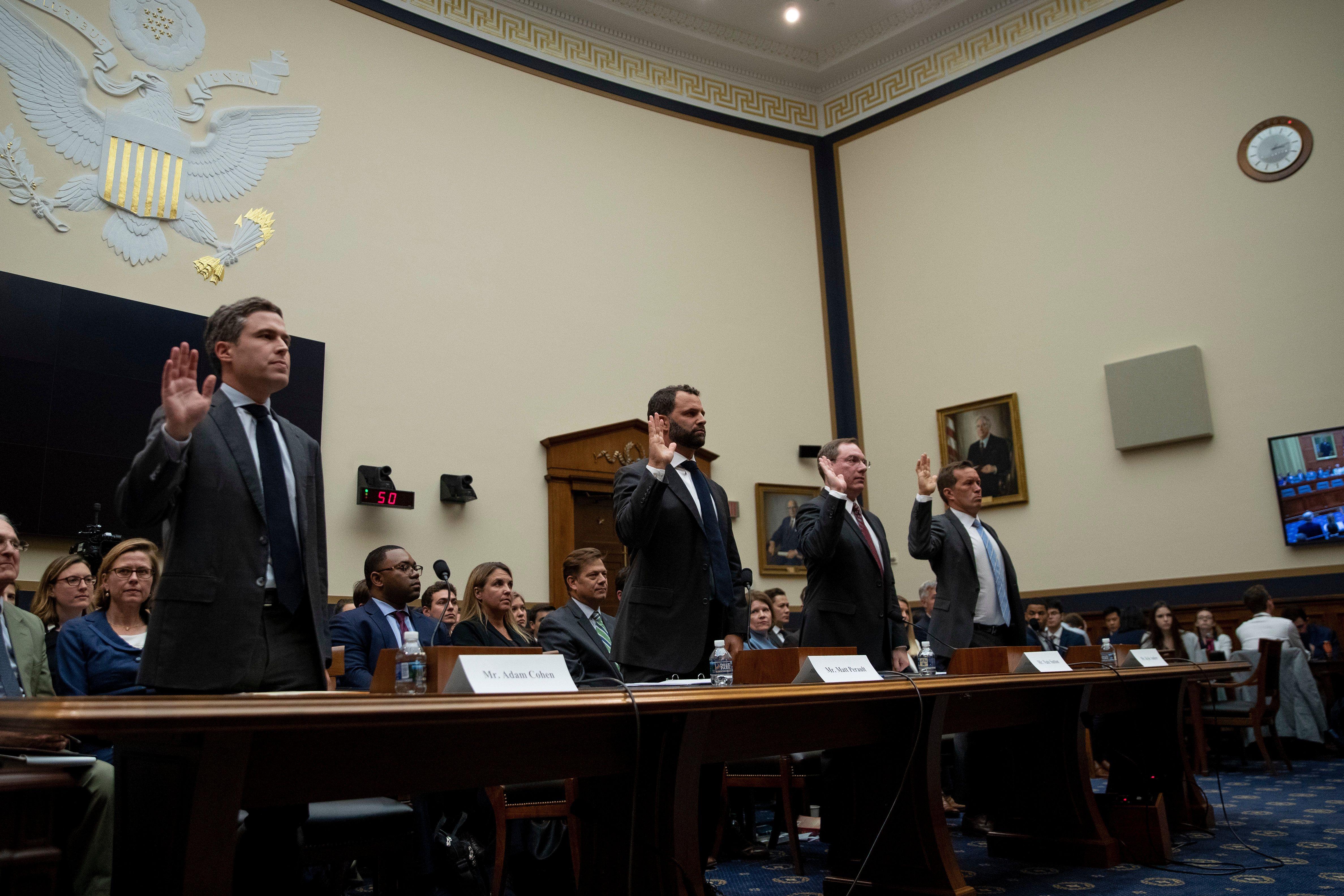 Justice Department Opens Antitrust Review of Big Tech