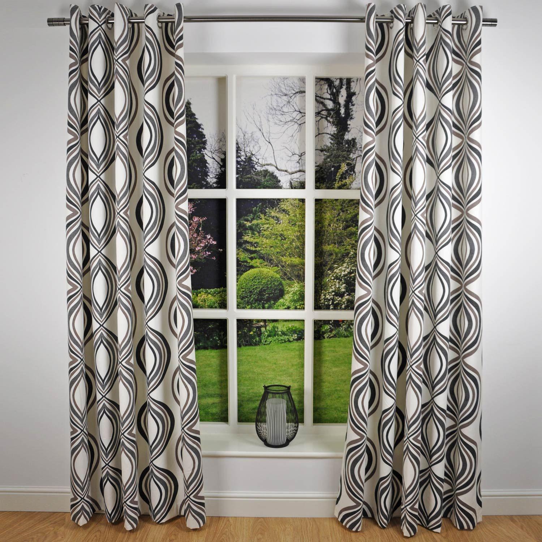 retro curtains google search - Retro Curtains