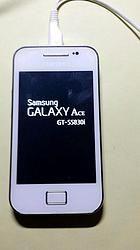 Samsung Galaxy Ace GT-S5830i - ROM update process   All
