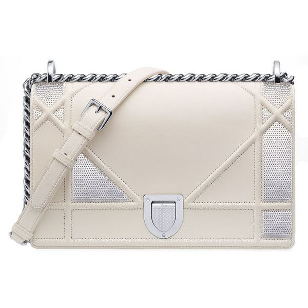 ec29d28db515e6 Bag Battles Chanel Boy Bag vs. Christian Dior Diorama Bag ❤ liked on  Polyvore featuring bags and dior