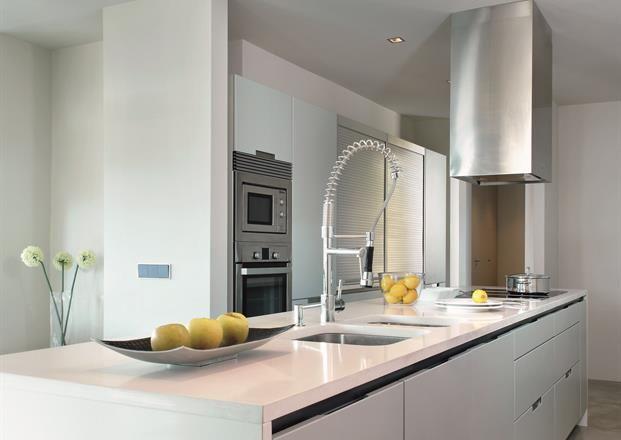 Keukenblad Blanco Zeus