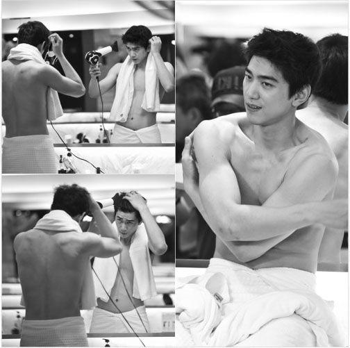High Society   Sung Joon