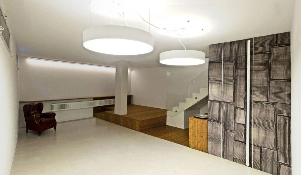 Basement Design Ideas  Basementlivingroomideasandlighting Extraordinary Basement Living Rooms Design Decorating Inspiration