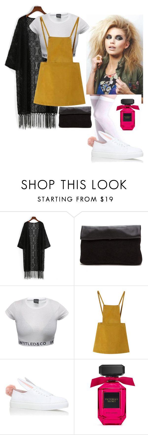 """Fashion "" by noags ❤ liked on Polyvore featuring beauty, Chicnova Fashion and Minna Parikka"
