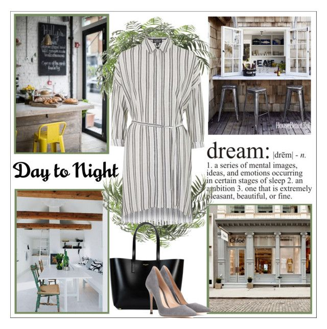 """""""day to night"""" by emily-148 ❤ liked on Polyvore"""