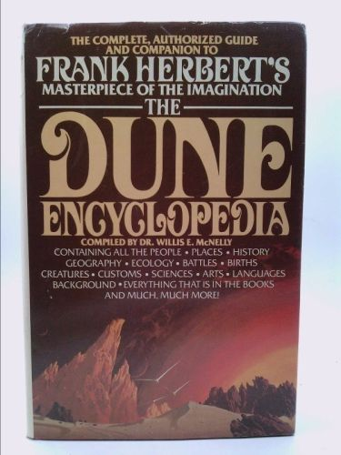 The Complete Authorized Guide And Companion To Frank Herberts