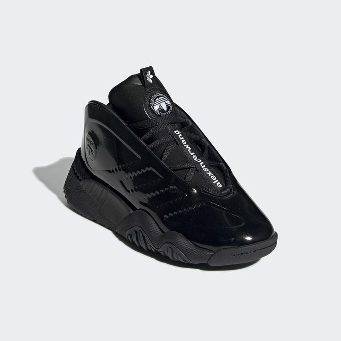 buena textura Códigos promocionales gran descuento venta adidas Originals by AW Turnout BBall Shoes Black 11.5 Mens   New ...