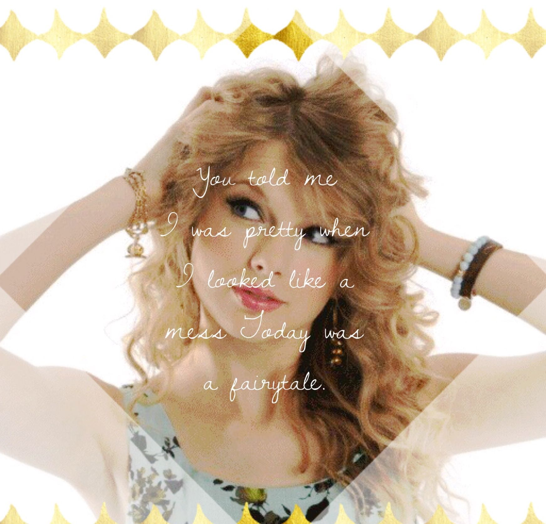 Today Was A Fairytale Lyrics Taylor Swift Song Lyrics Taylor Swift Songs Music Lyrics