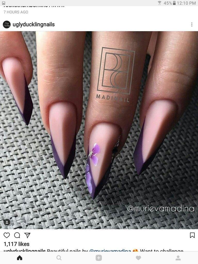 pin von niki satez auf nail designs | pinterest | nägel formen