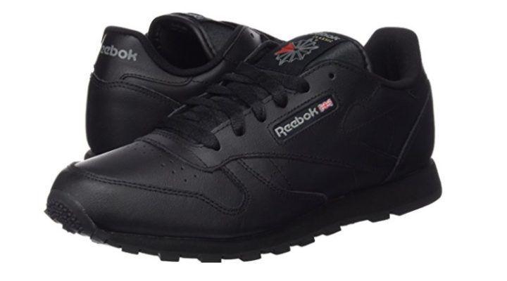 Chollo! Zapatillas Reebok Classic Leather para mujer y niños