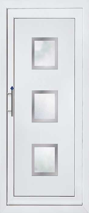 white composite front doors - Google Search   Front doors ...