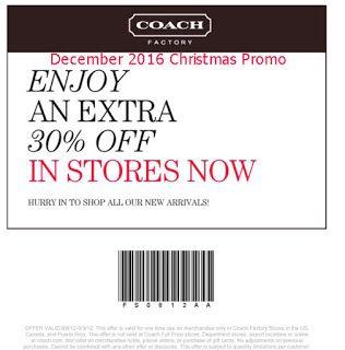 Coach Coupons Printable coupons, Free printable coupons