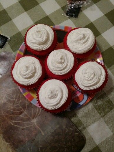 Jello shot cupcakes these were amazing