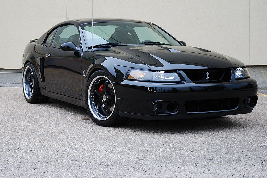 Wicked 03 Mustang Cobra Black Rims On Gt The Source Ford Forums