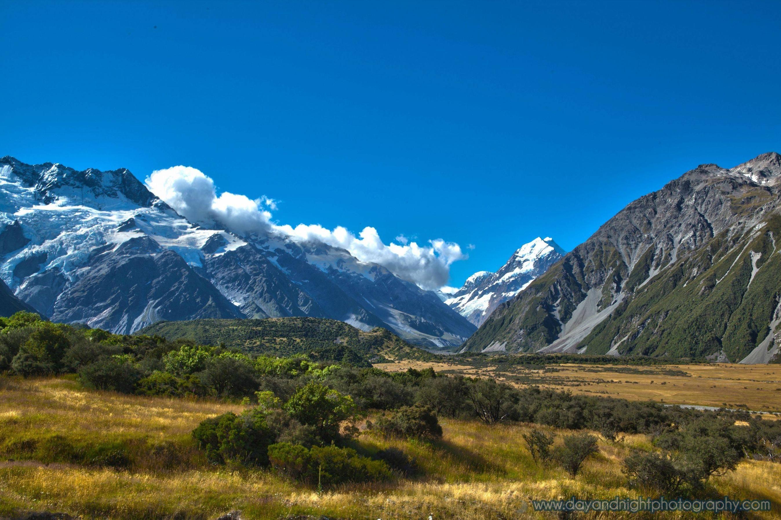 Mt. Cook, New Zealand