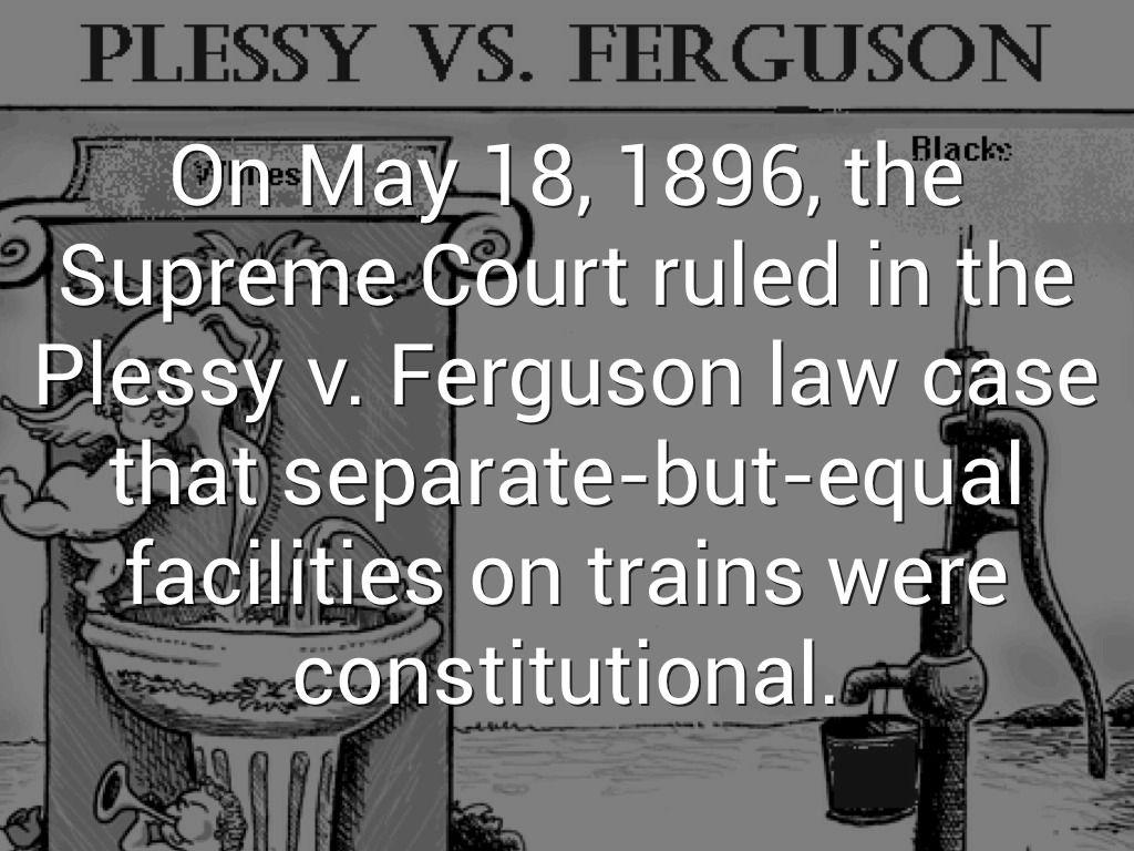 worksheet Plessy V Ferguson Worksheet plessy v s ferguson by yonit krebs eng 385 the plantation explore jim orourke and more
