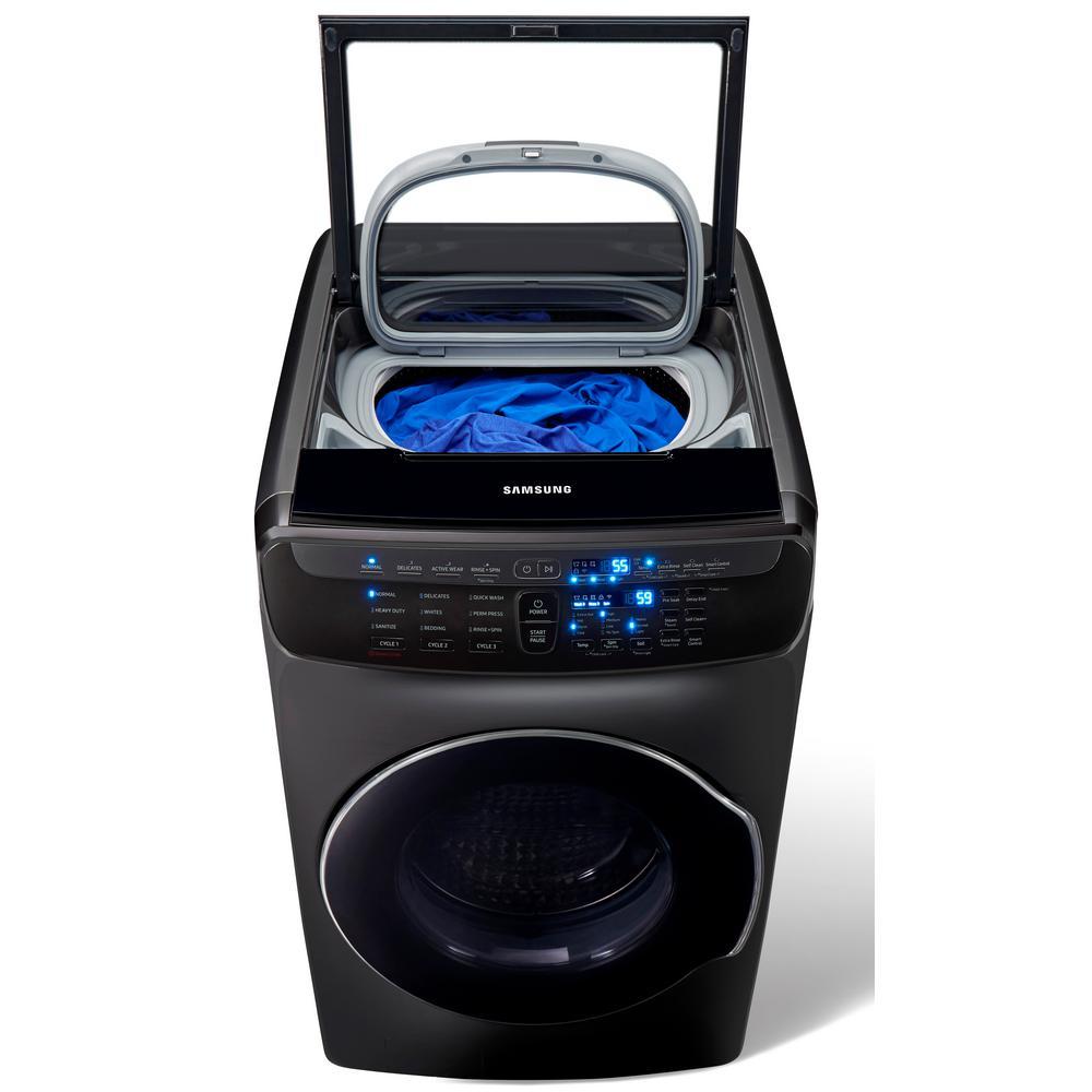 Samsung 5.5 Total cu. ft. HighEfficiency FlexWash Washer