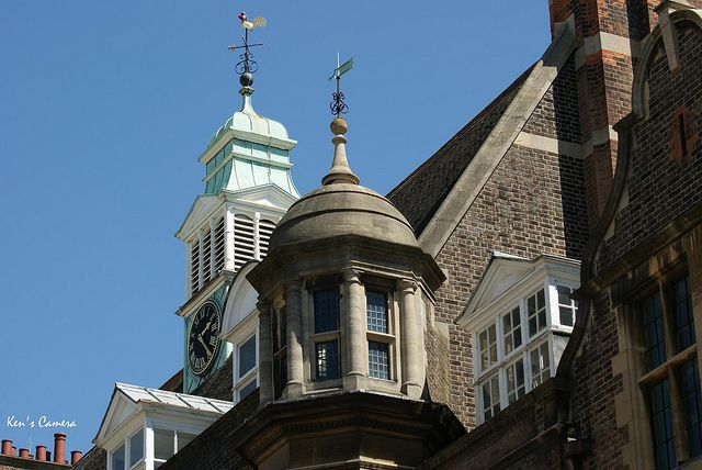 Roof Top Turrets | Flickr - Photo Sharing!